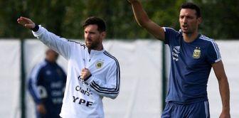 آرژانتین بیشتر از مسی به قهرمانی کوپا احتیاج دارد