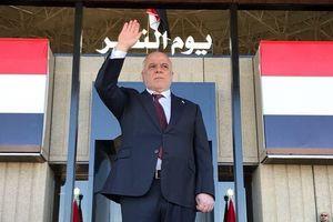 نخست وزیر عراق عازم فرانسه شد