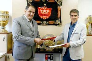جزئیات قرارداد جدید پرسپولیس با کارگزار این باشگاه+عکس