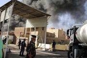 آخرین جزئیات از آتشسوزی در مخازن آرای انتخاباتی بغداد