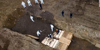 هزار آمریکایی دیگر ظرف ۲۴ ساعت قربانی کرونا شدند
