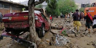 بیش از 100 تن کشته و زخمی در پی سیل در افغانستان +عکس