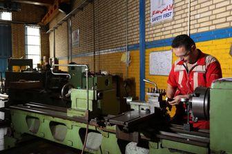 مانور تجهیزات کهنه در کارگاه های تولیدی کشور