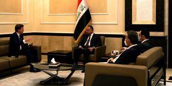 پیام مکتوب نخستوزیر انگلیس به نخست وزیر عراق