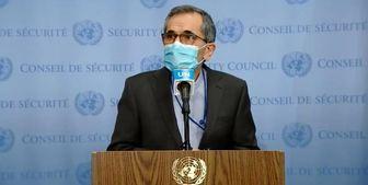 تخت روانچی:  لزوم لغو تحریمها به موازات واکسیناسیون علیه کرونا