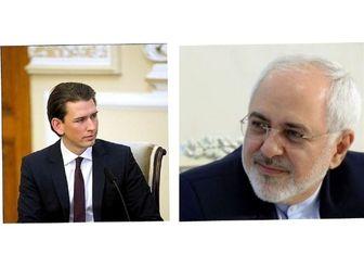 گفتوگوی تلفنی وزرای خارجه ایران و اتریش