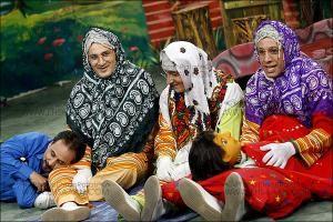 نقش خالهها و عموهای تلویزیون در تربیت فرزندان