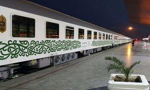 برقراری ۲۶ رام قطار فوق العاده به مشهد مقدس
