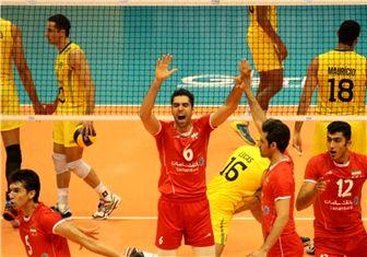 تحقیر پرافتخارترین تیم جهان به دست مردان ایران