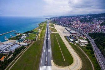یکی از فرودگاههای ترکیه بسته شد