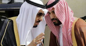 """تشبیه ولیعهد سعودی به """"ابوجهل"""""""