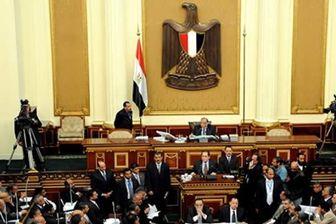 واکنش نماینده پارلمان مصر در اعتراض به واگذاری جزایر تیران و صنافیر