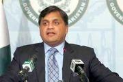 توئیتر حساب کاربری سخنگوی وزارت خارجه پاکستان را تعلیق کرد