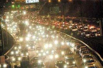 افزایش پیک ترافیک تا ساعت ۲۴