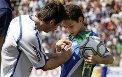 مسی: کاش می توانستم در یورو ۲۰۱۲بازی کنم