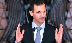 اسد برای مذاکره با مخالفان شرط گذاشت