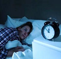 بی خوابی در اثر چه بیماری هایی به وجود می آید؟