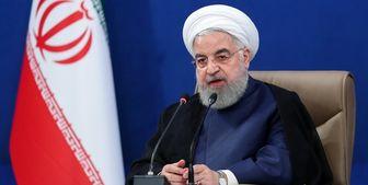 روحانی: اعمال تغییر در قوانین عادی و دائمی بودجه برخلاف قانون اساسی است
