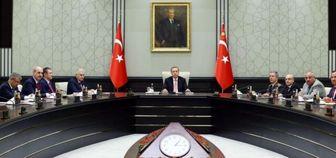 نشست شورای امنیت ملی ترکیه درباره منطقه امن سوریه