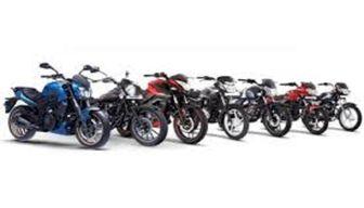 قیمت روز موتورسیکلت در ۲۳ دی ماه
