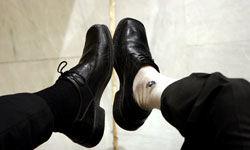 مخترع برتر دنیا کفش جدید معلولان ساخت