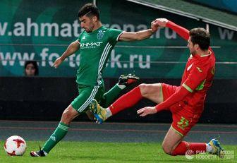 فدراسیون فوتبال به باشگاه روسی نامه ارسال کرد