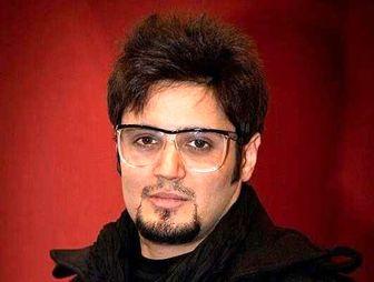 مهران رنجبر در فیلم جدیدش/ عکس
