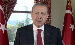 اردوغان: وعده کلینتون برای تسلیح کردها مایه تأسف است