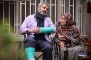 سریال تلویزیونی چسب زخم در تهران کلید خورد