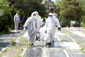 آمار کرونا در ایران امروز سه شنبه 20 مهر 1400/شناسایی ۱۳۳۹۱ بیمار جدید کووید۱۹ در کشور