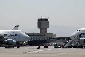 سانحه در فرودگاه مهرآباد