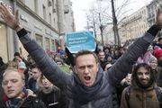 رای دادگاه روسیه درباره  گروه «ناوالنی»