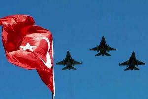 جنگندههای ترکیه شمال عراق را بمباران کردند