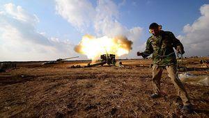 گزارش روسیه از نقض آتش بس در سوریه