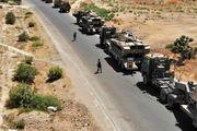 حمله به کاروان آمریکا در استان بغداد