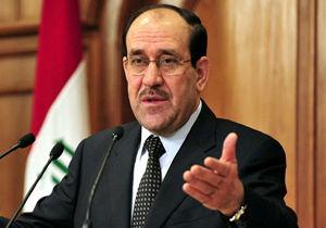 تشکر نوری مالکی از کمکهای ایران به عراق