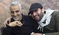 اتاق جنگ مستشاران نظامی ایرانی + عکس