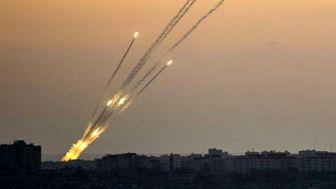 هشدار فلسطین به اسرائیل با شلیک ۲۰ موشک طی یک ساعت