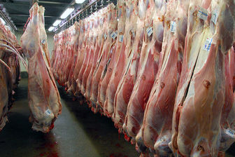 فروش گوشت گراز با لیبل گوشت گاو در سرپل ذهاب