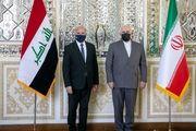فؤاد حسین با ظریف دیدار کرد