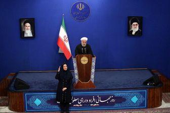روحانی: درآمد «سهمیه بندی بنزین» حدود ۳۱ هزار میلیارد تومان است