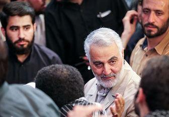 استقبال گسترده ایرانیها از سخنان سردار سلیمانی با هشتگ #انتقام_مغنیه