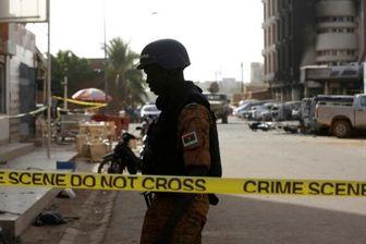 حمله مسلحانه در بورکینافاسو با ۲۰ کشته