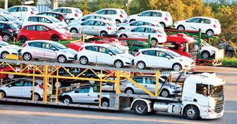 افزایش 62 درصدی واردات خودرو