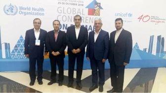 وزیر بهداشت وارد پایتخت قزاقستان شد