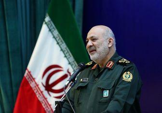 سردار تقیزاده: رفتار دشمن در تمام حوزهها را رصد میکنیم