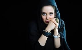 ماسک زدن به سبک «الناز حبیبی»/ عکس