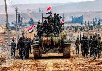 پیشروی ارتش سوریه در صحرای «سویداء»