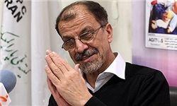محمود خسروی وفا سکوتش را شکست