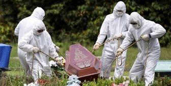 آخرین آمار جهانی کرونا امروز 12 اسفند/ مرگ ۱۴۳۹ آمریکایی در ۲۴ ساعت گذشته